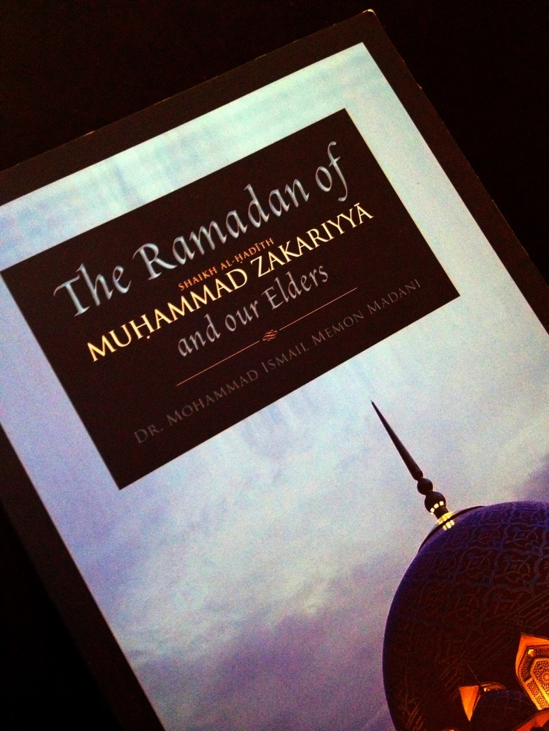 The Ramadan of Shaikh-ul-Hadith