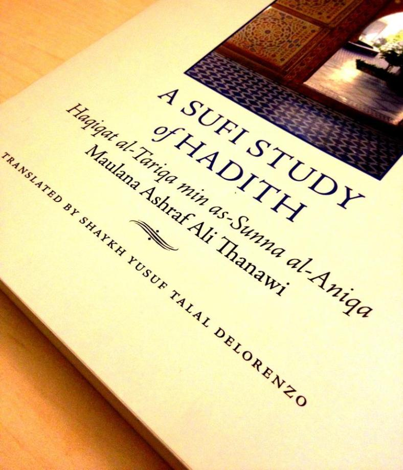 Sufi Study of Hadith