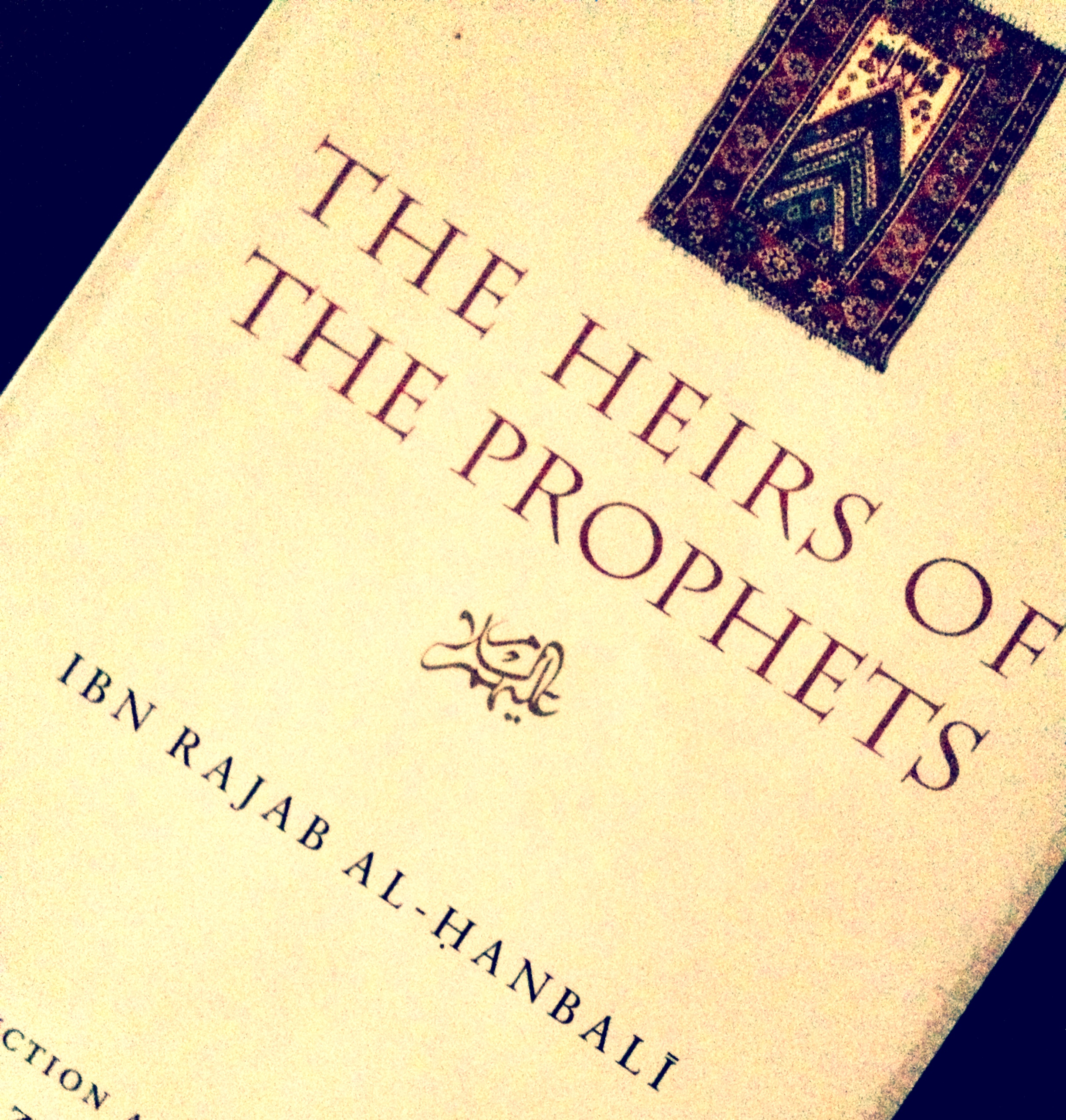 More Books by Ibn Rajab Al-Hanbali & Zaid Shakir