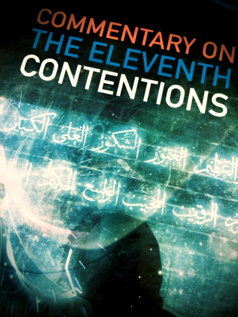 Commentary of the Eleventh Contentions